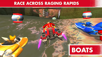 Sonic Racing Transformed Full Apk