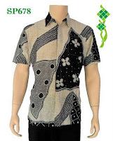 Model Kemeja Batik Pria Terbaru