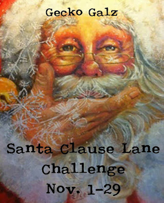 Geckogalz Santa Claus Lane Customer Challenge
