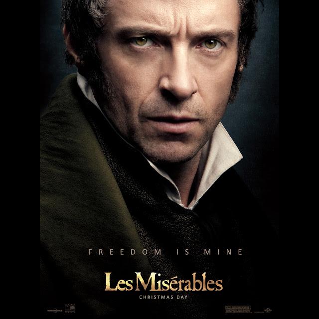 Les Miserables Hugh Jackman HD iPad wallpaper 09
