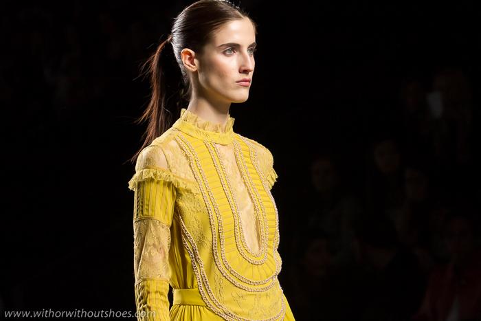 Resumen desfiles fashion week madrid de la blogger de moda withorwithoutshoes