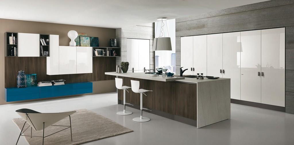 Fotos de cocinas con isla colores en casa - Fotos de cocinas con isla ...