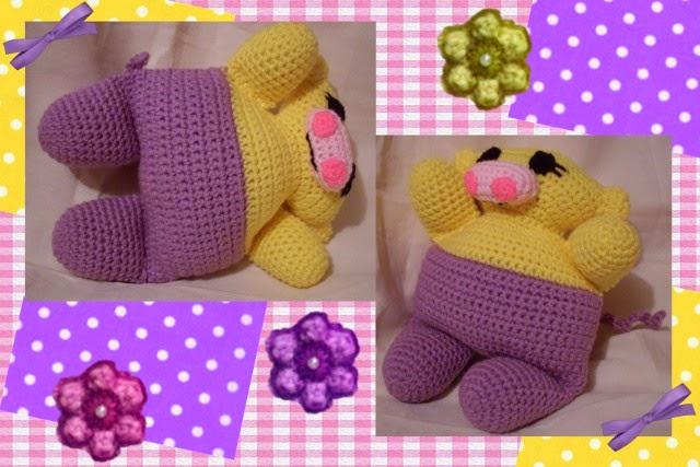 super cute free crochet amigurumi hippo pattern