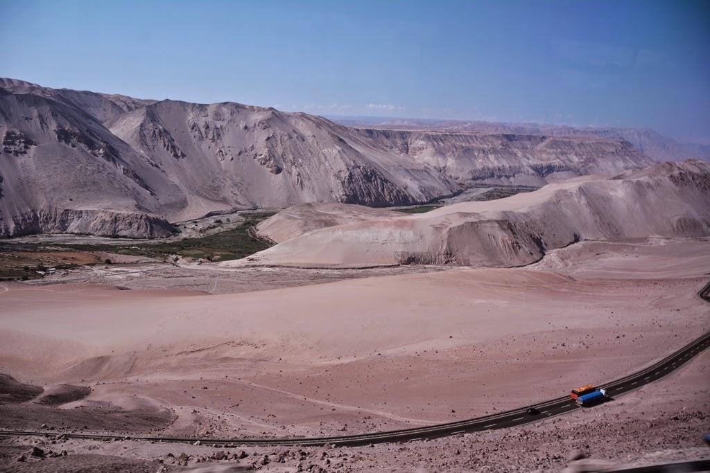 Poconchile valley