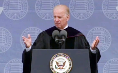 UPenn and Vice President Joe Biden and Commencement