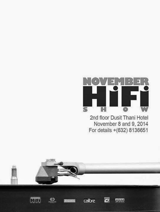 2014 November Hi-Fi Show