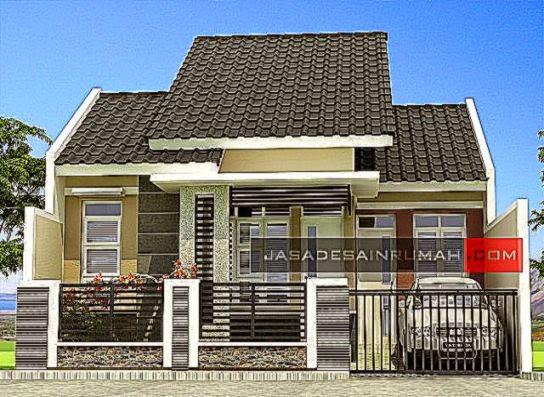Gambar Rumah Desain Baru  Search Results  rumah minimalis