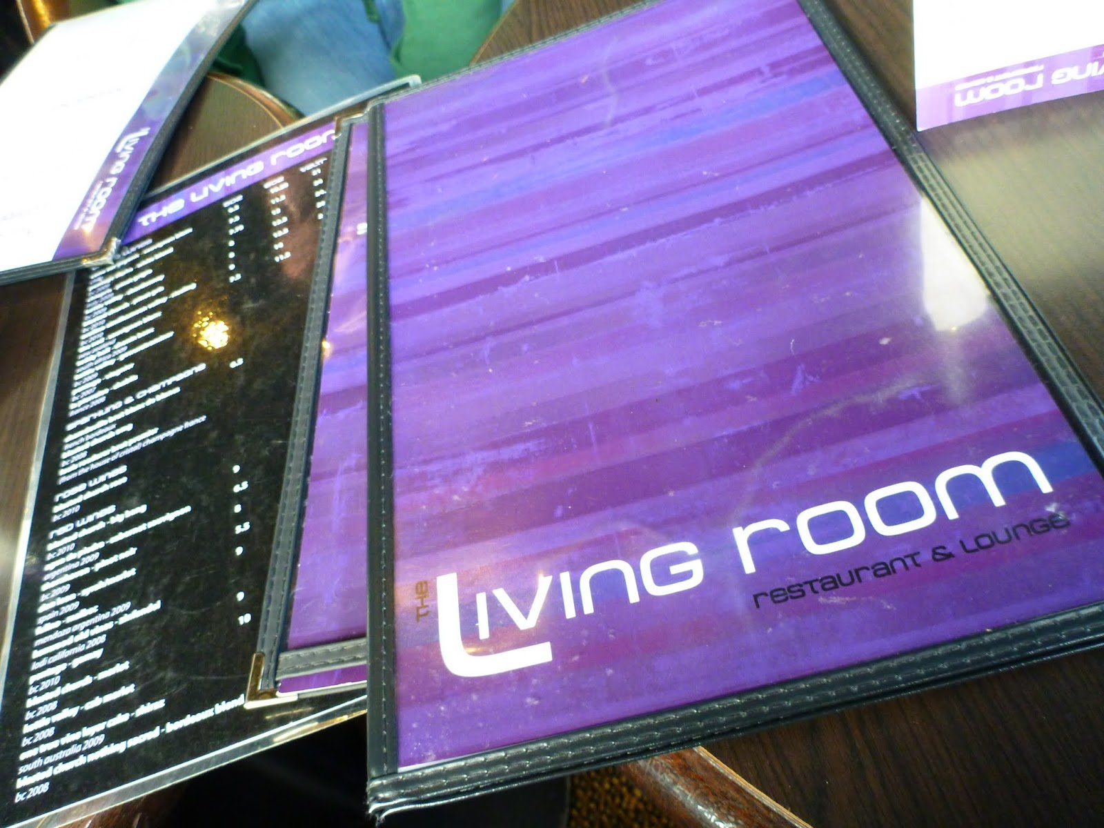 Living Room Restaurant Lounge