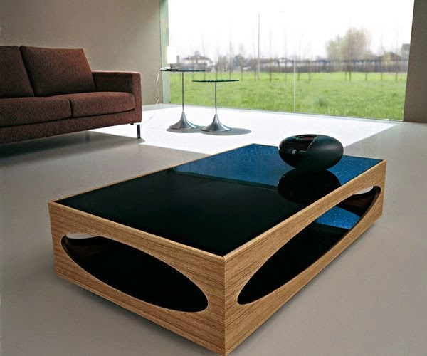 Colorful Modern Coffee Table: How To Choose A Coffee Table Design Matches The Living