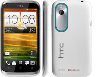 new HTC Android Smartphones