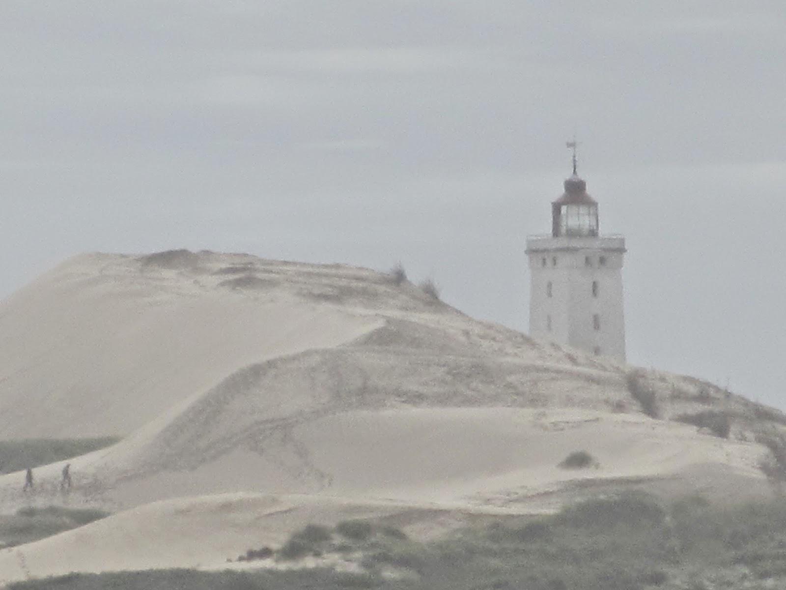 Thy Dänemark -inside-: Die Geschichte vom versandten Leuchtturm