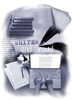 Writer and Proud