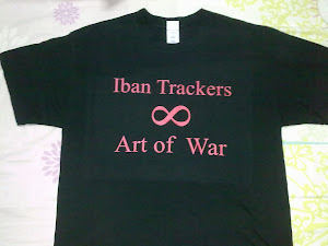 T-Shirt:Iban Trackers