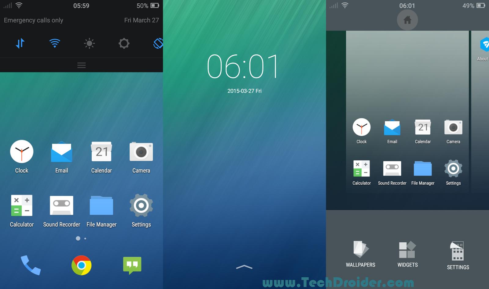 FIUI Rom Motorola Moto G 2014