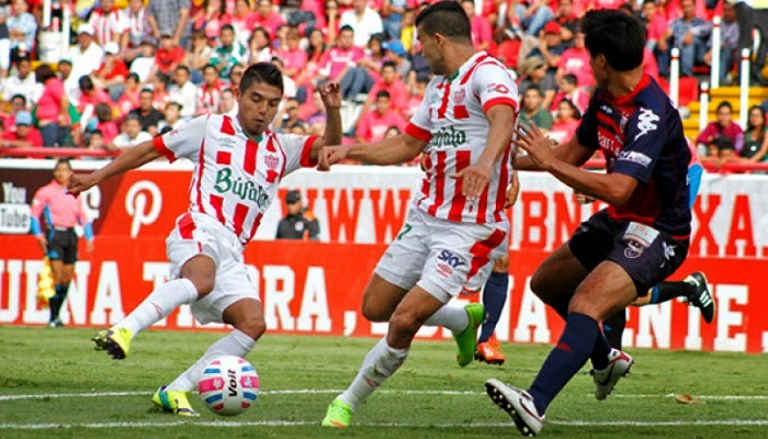 Atlante vs Necaxa en vivo