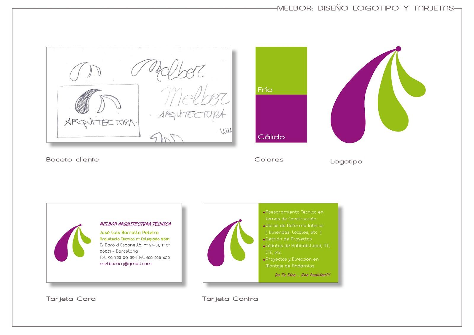 Natalia ruiz bouch melbor arquitectura t cnica dise o for Logo arquitectura tecnica