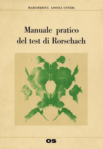 Anna laura burattini test psicologici usi ed abusi - Test di rorschach tavola 1 ...