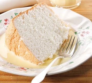 Lindaraxa mamas angel food cake with a bourbon creme anglaise mamas angel food cake with a bourbon creme anglaise forumfinder Gallery