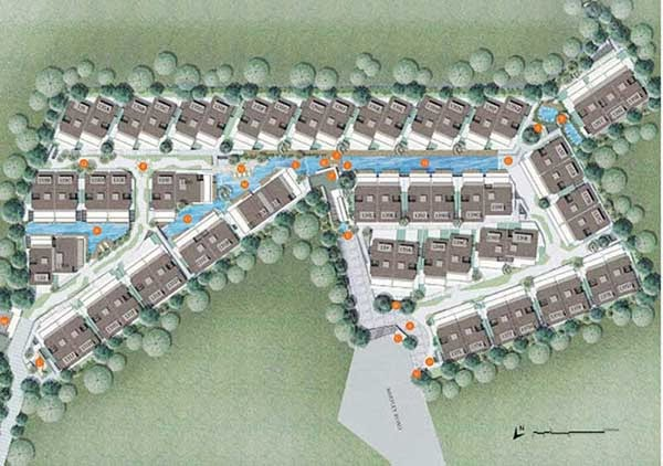 Whitley Residences Siteplan