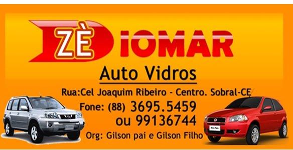 Zé Diomar auto vidros
