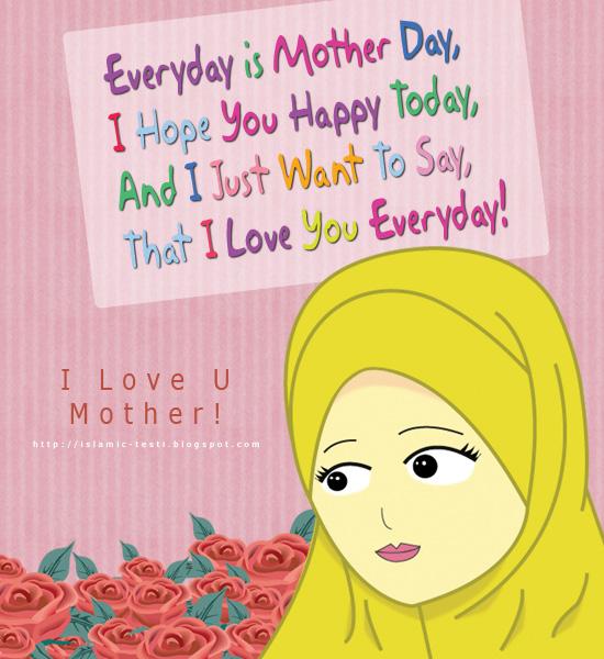 unduh) Gambar DP BBM Ucapan Hari Ibu, Happy Mother Day di bawah ini