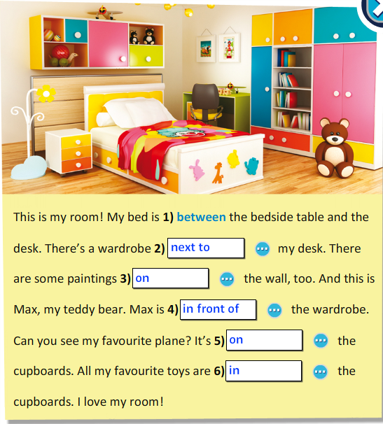 My New Room Games Y