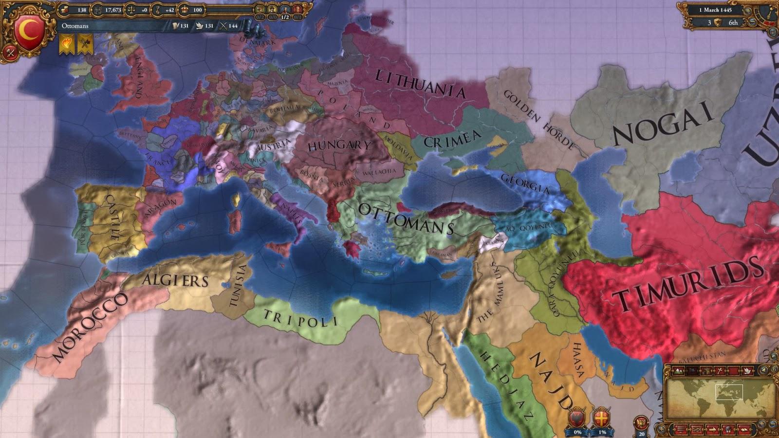 Europa universalis 4 дипломатическая репутация - 3f31
