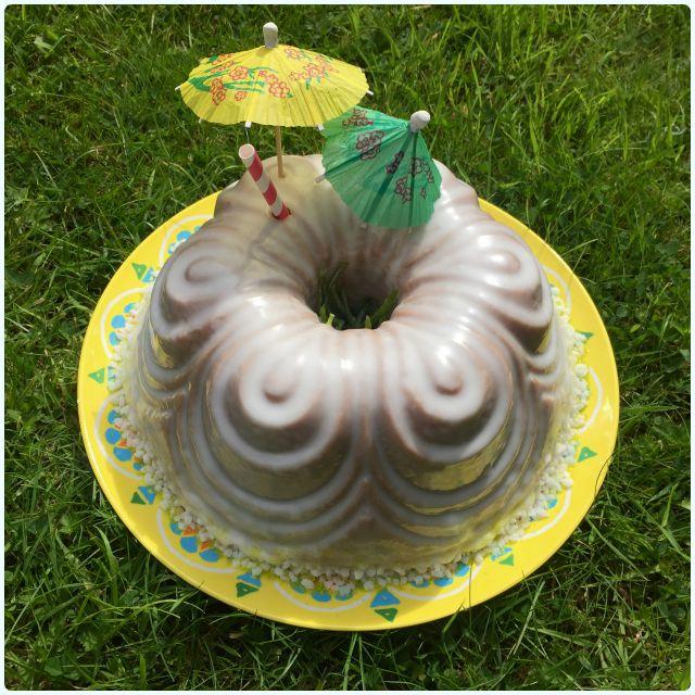 Margarita Bundt Cake