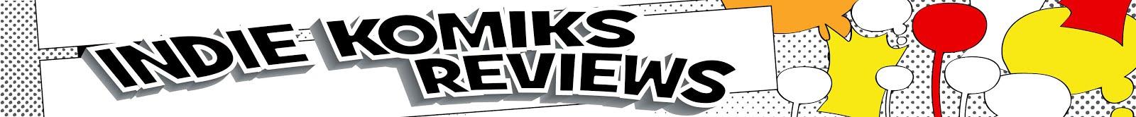 Indie Komiks Reviews