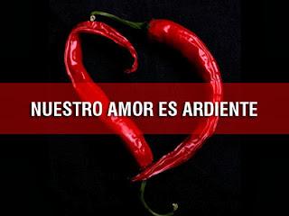 Nuestro amor es ardiente