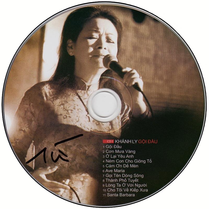 Cung Đỗ CD - Ca Khúc Trần Dạ Từ - 2CDs (NRG)