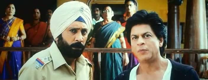 Screen Shot Of Hindi Movie Chennai Express 2013 300MB Short Size Download And Watch Online Free at worldfree4u.com
