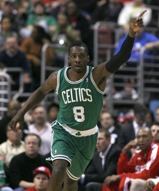 JEFF GREEN - BOSTON CELTICS