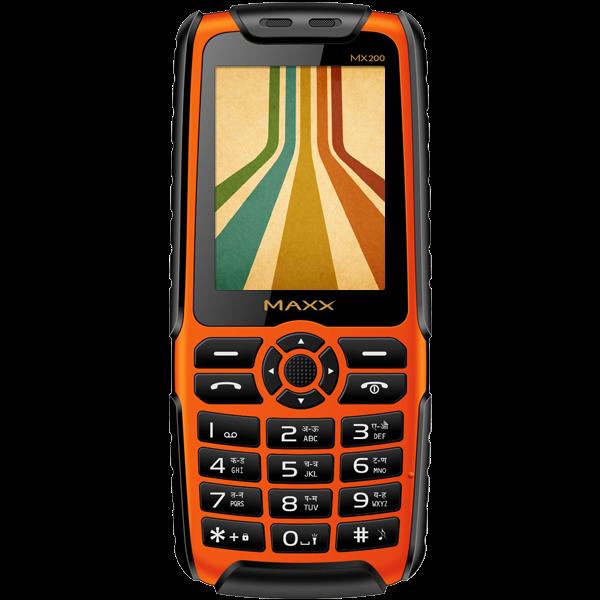 Maxx MX200 front