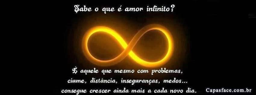 amor infinito capa facebook