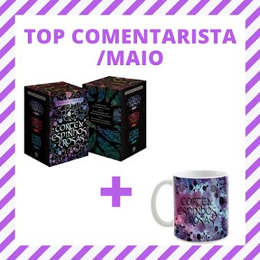 Top Comentarista | MAIO