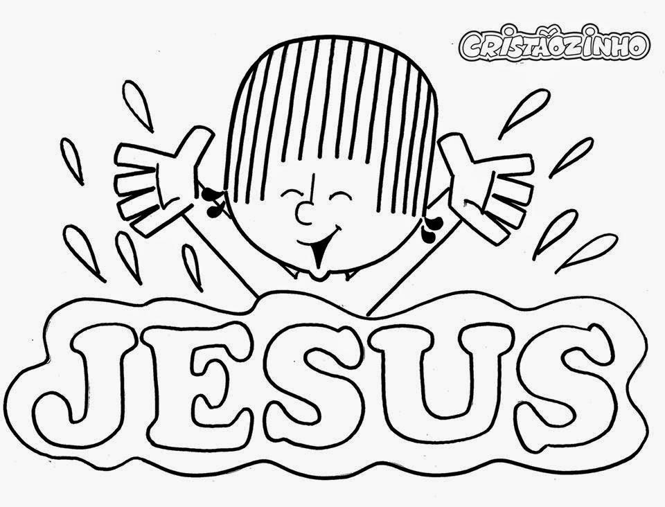Suficiente Adorável Desenhos Para Colorir Evangelicos Com atividades UI86
