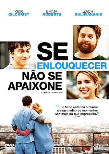 Se Enlouquecer, Não Se Apaixone (2011) BRRip Bluray 720p Dublado Torrent
