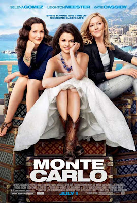Watch Monte Carlo 2011 BRRip Hollywood Movie Online | Monte Carlo 2011 Hollywood Movie Poster