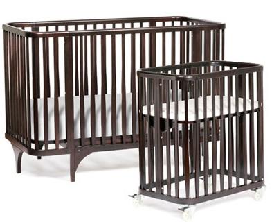 Bassinet Crib Combo1