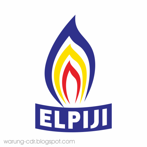 download logo elpiji lpg vector gratis warung cdr