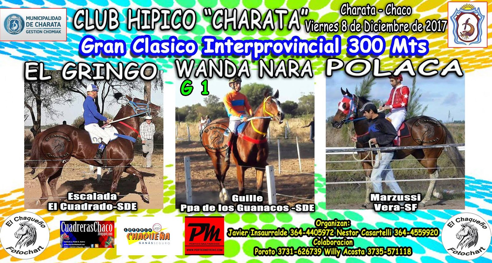 CHARATA CLÁSICO