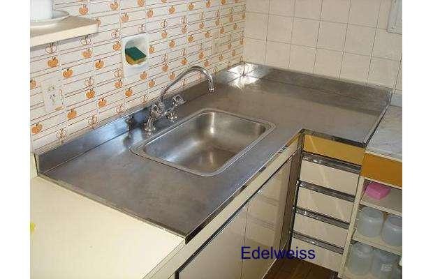 Muebles de cocina comedor living ba o dormitorio for Bachas para cocina