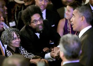 Cornel West President Obama