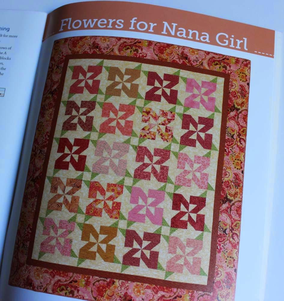 Flowers for Nana Girl