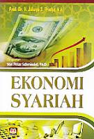 toko buku rahma: buku EKONOMI SYARIAH, pengarang juhaya s. pradja, penerbit pustaka setia