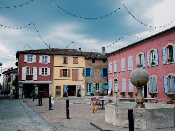charming french town by miss pouty