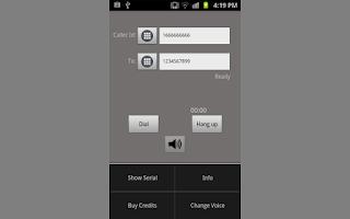 تطبيقات لتغيير الصوت والرقم اثناء المكالمة مجانا للاندرويد