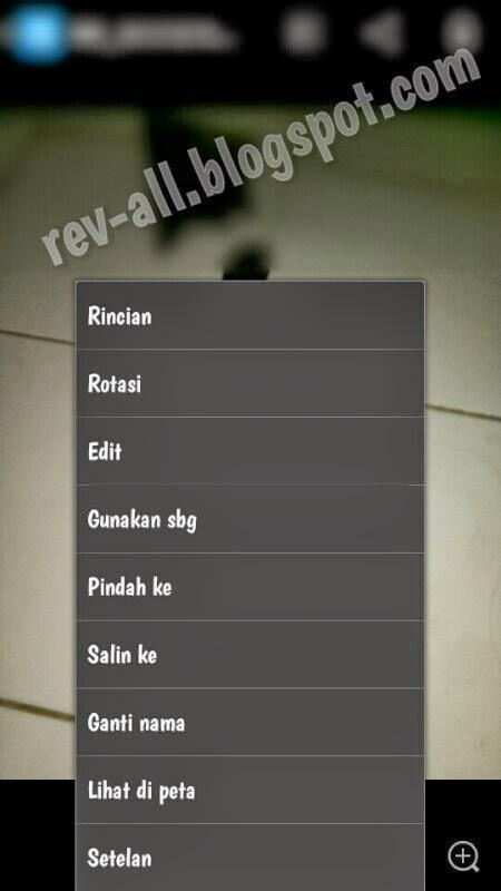 Menu foto QuickPic - aplikasi galeri alternatif untuk perangkat Android (rev-all.blogspot.com)