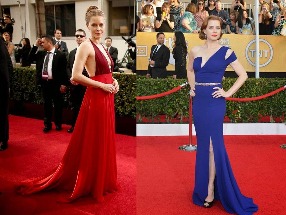 Os estilos do red carpet - Sofia gucci diva ...